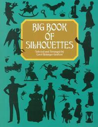 [해외]Big Book of Silhouettes