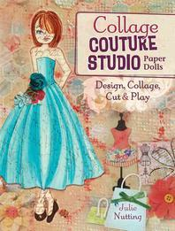 [해외]Collage Couture Studio Paper Dolls