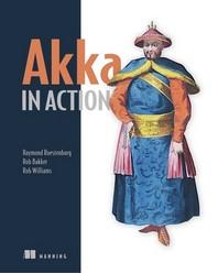 [해외]Akka in Action (Paperback)
