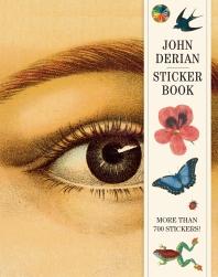 [해외]John Derian Sticker Book
