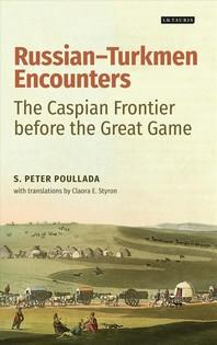 [해외]Russian-Turkmen Encounters (Hardcover)