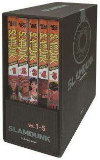 슬램덩크 오리지널 박스판(1-5)(전5권)