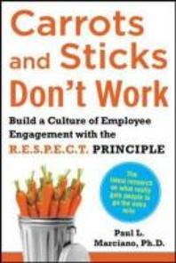 [해외]Carrots and Sticks Don't Work (Hardcover)