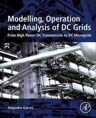 [해외]Modeling, Operation, and Analysis of DC Grids