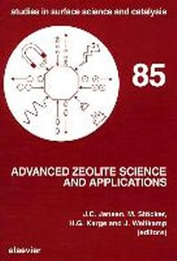 [해외]Advanced Zeolite Science and Applications