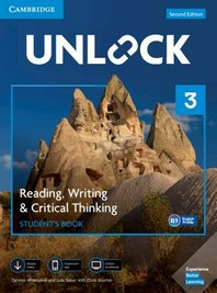 [해외]Unlock Level 3 Reading, Writing, & Critical Thinking Student's Book, Mob App and Online Workbook W/ Downloadable Video