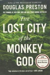 [해외]The Lost City of the Monkey God (Paperback)