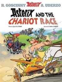 [해외]Asterix and the Chariot Race (Hardcover)