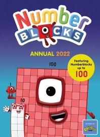 [해외]Numberblocks Annual 2022
