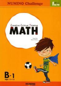 MATH B. 1(Ages 11-12)(Numino Challenge)