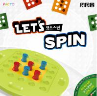 렛츠 스핀(Let's Spin)(팩토아이 보드게임 2)