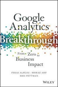 [해외]Google Analytics Breakthrough (Hardcover)