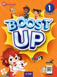 BOOST UP. 1(Studentbook)
