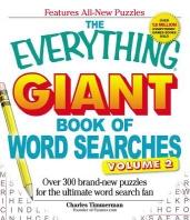 [해외]The Everything Giant Book of Word Searches, Volume 2 (Paperback)