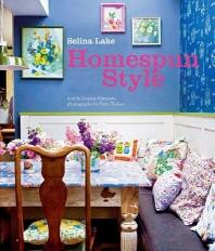 [해외]Homespun Style (Hardcover)