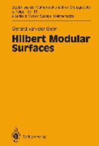 [해외]Hilbert Modular Surfaces
