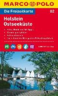 MARCO POLO Freizeitkarte 02 Holstein / Ostseekueste 1 : 100 000