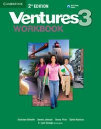Ventures Level. 3 Workbook