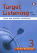 Target Listening Practice Test 3(SB+MP3)