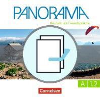 [해외]Panorama A1: Teilband 2 - Kursbuch und ?bungsbuch DaZ