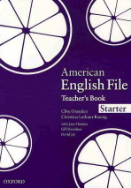 AMERICAN ENGLISH FILE STARTER(TEACHERS BOOK)