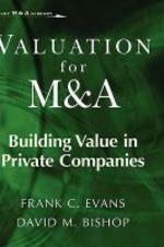 Valuation for M & A : Building Value in Private Companies (Wiley M&a Library)