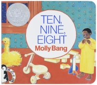 Ten, Nine, Eight Board Book