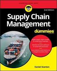 [해외]Supply Chain Management for Dummies