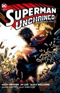 슈퍼맨 언체인드(DC)(시공그래픽노블)