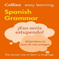[해외]Collins Easy Learning Spanish - Easy Learning Spanish Grammar