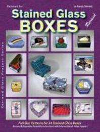 [해외]Patterns for Stained Glass Boxes