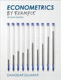 [해외]Econometrics by Example (Paperback)