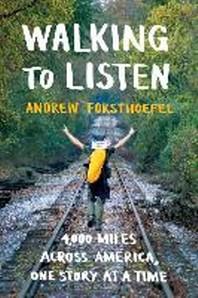 [해외]Walking to Listen (Paperback)