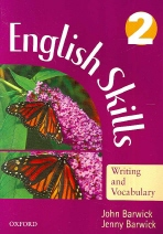 ENGLISH SKILLS WRITING AND VOCABULARY. 2