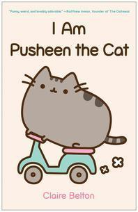 [해외]I Am Pusheen the Cat (Paperback)
