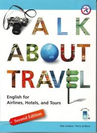 TALK ABOUT TRAVEL(SECOND EDITON)(MP3 CD 1장 포함)