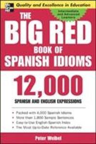 [해외]The Big Red Book of Spanish Idioms