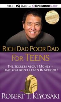 [해외]Rich Dad Poor Dad for Teens (Compact Disk)