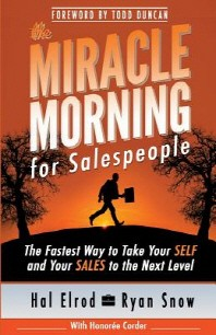 [해외]The Miracle Morning for Salespeople (Paperback)