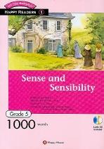 Sense and Sensibility (1000 Words)(CD1장포함)(HAPPY READERS 5-1)