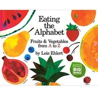 [해외]Eating the Alphabet (Paperback)