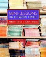 Mini-Lessons for Literature Circles