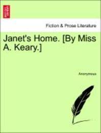 [해외]Janet's Home. [By Miss A. Keary.] (Paperback)