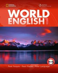 WORLD ENGLISH. 1(CD1장포함)