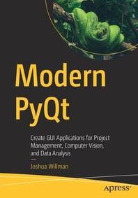 [해외]Modern Pyqt