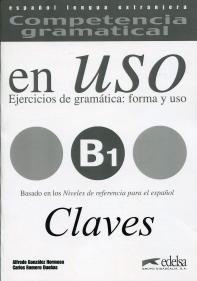 Competencia Gramatical en uso B1 (Claves)