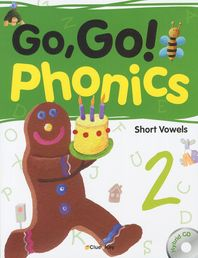 Go Go Phonics. 2: Short Vowels
