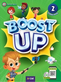 BOOST UP. 2(Studentbook)