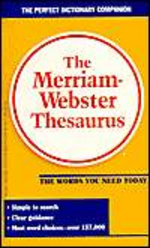 Merriam-Webster Thesaurus(P)