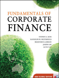 Fundamentals of Corporate Finance, Aisan Global Edition #